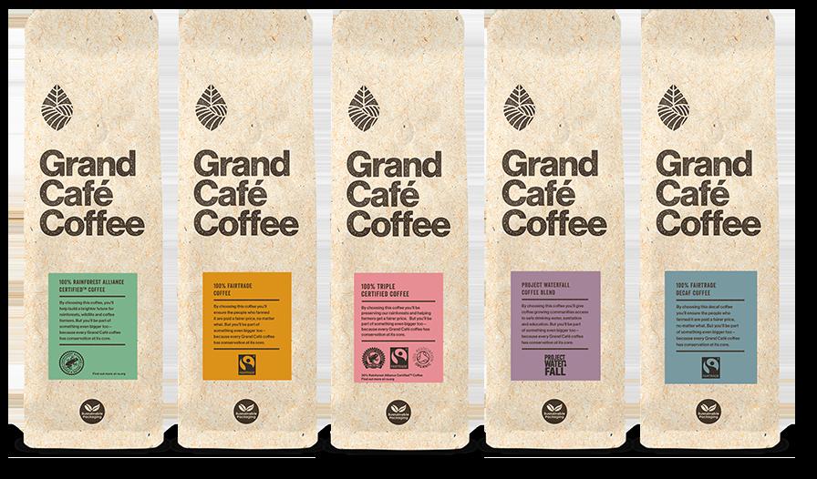 Grande Cafe Group Shot