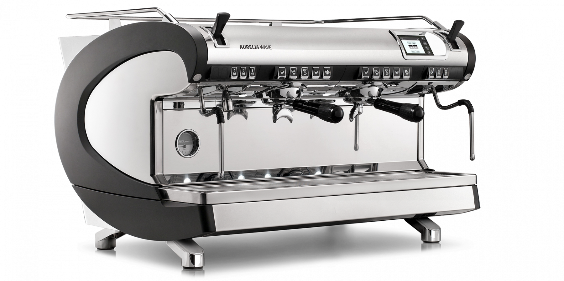 Nuova Simonelli Aurelia Wave Volumetric 2 Group