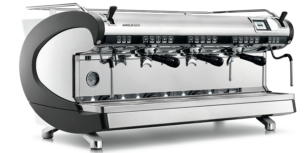 Nuova Simonelli Aurelia Wave Volumetric 3 Group